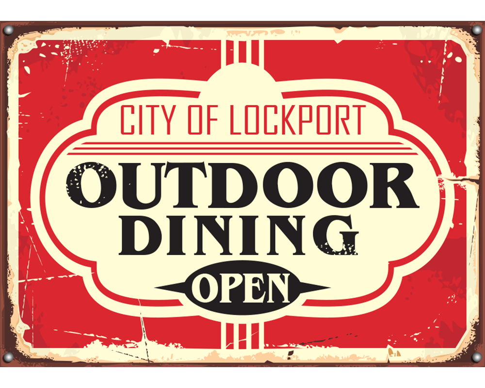 Eat Lockport Outdoor Dining, Carryout, and Delivery